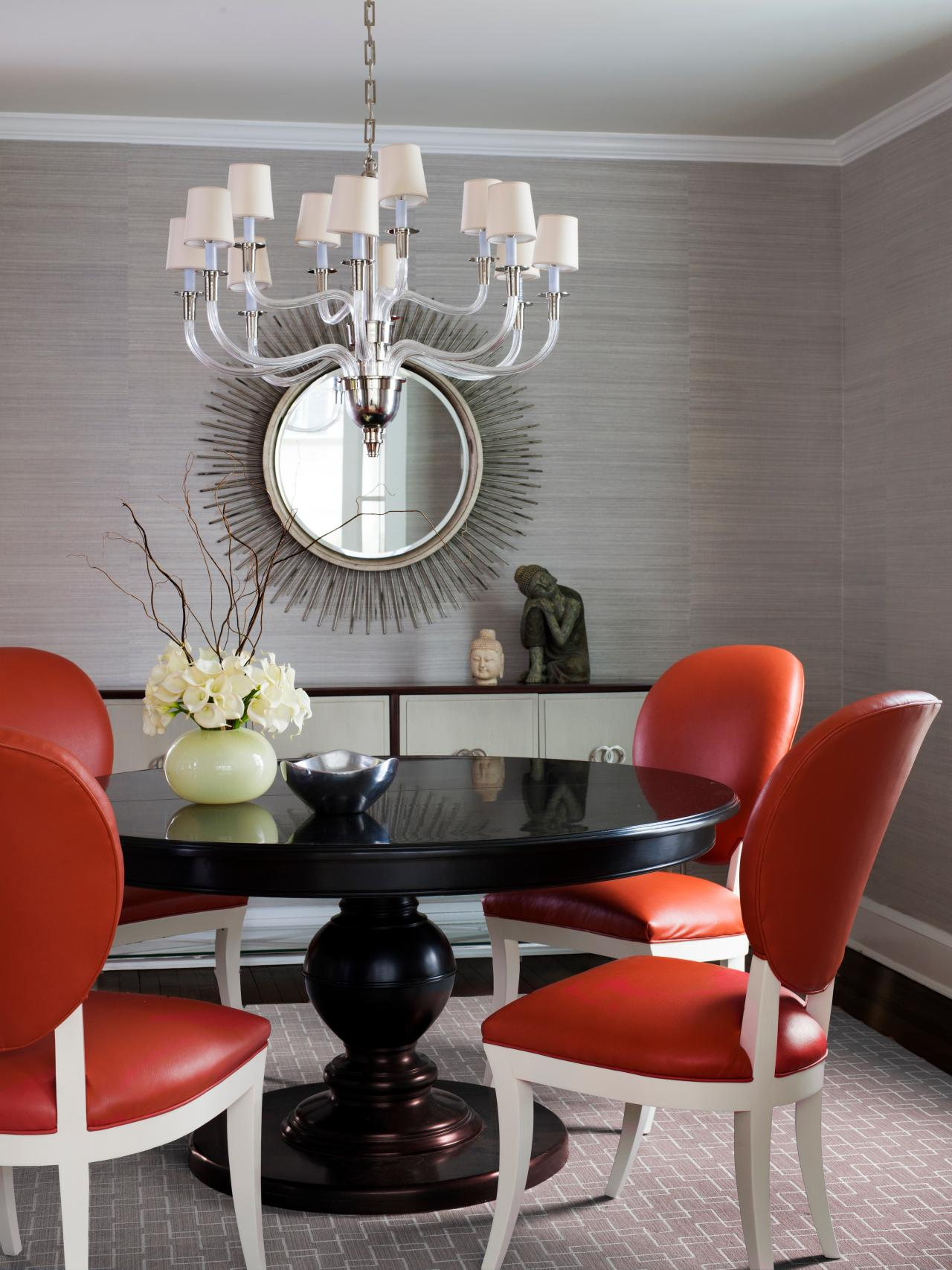 15 Ways to Dress Up Your Dining Room Walls  HGTVs