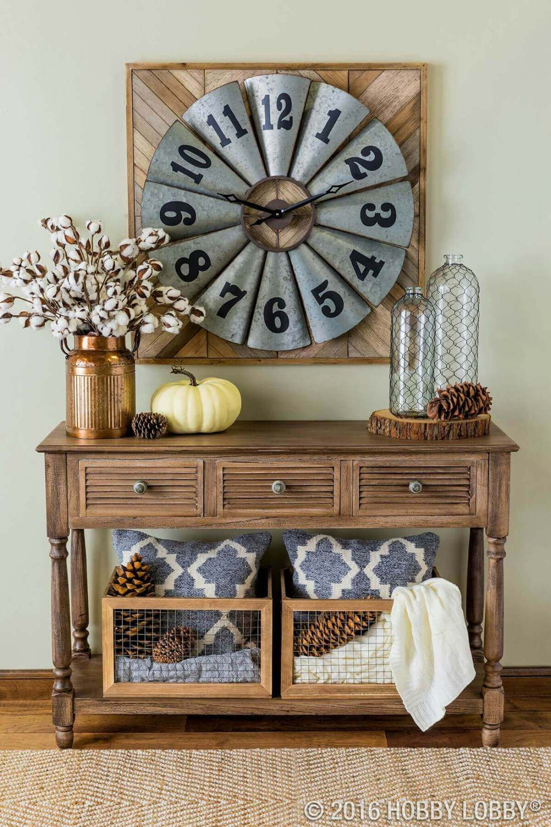 50 Vintage Farmhouse Wall Decor Ideas For Your House 2020