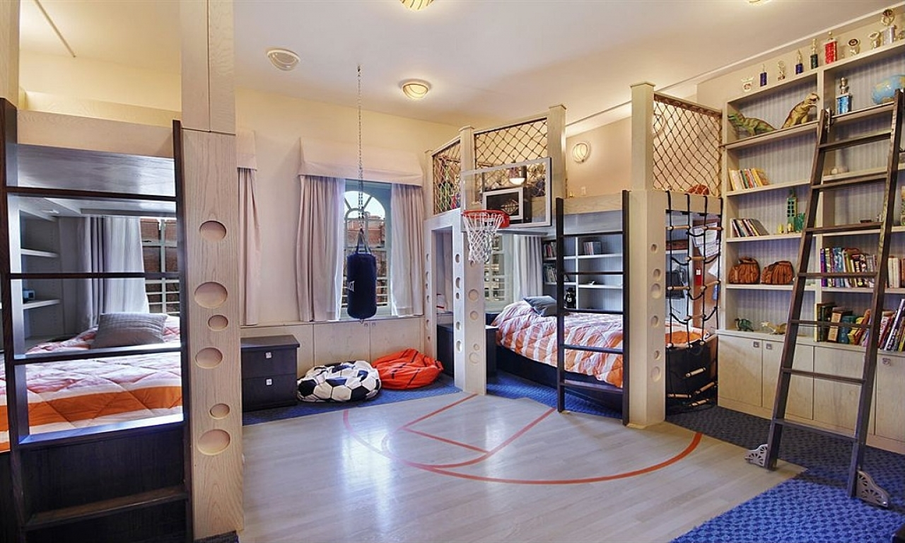 A dream room basketball bedroom for boys room ideas
