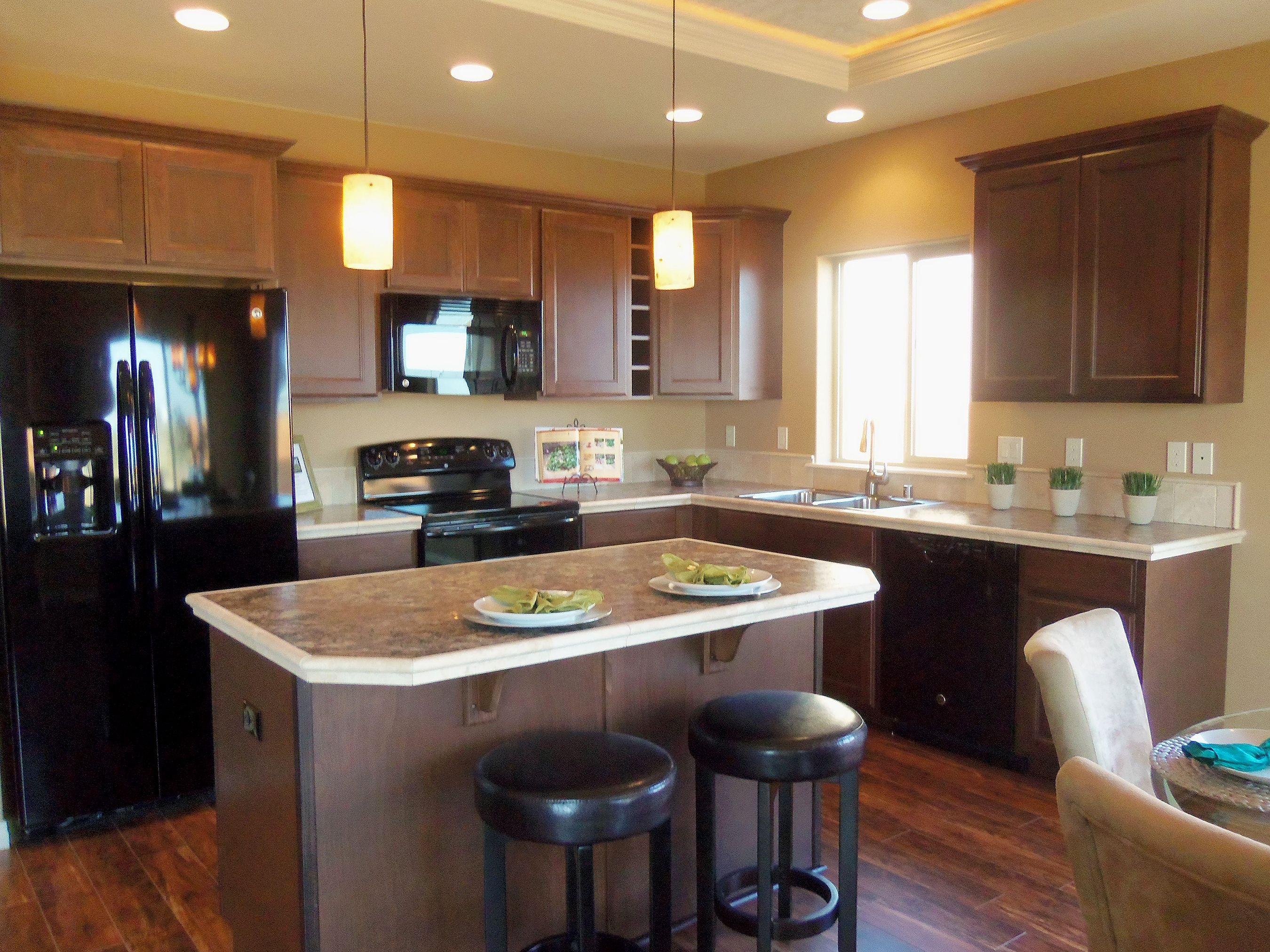 Ambience Homes Kitchen With images  Home kitchens