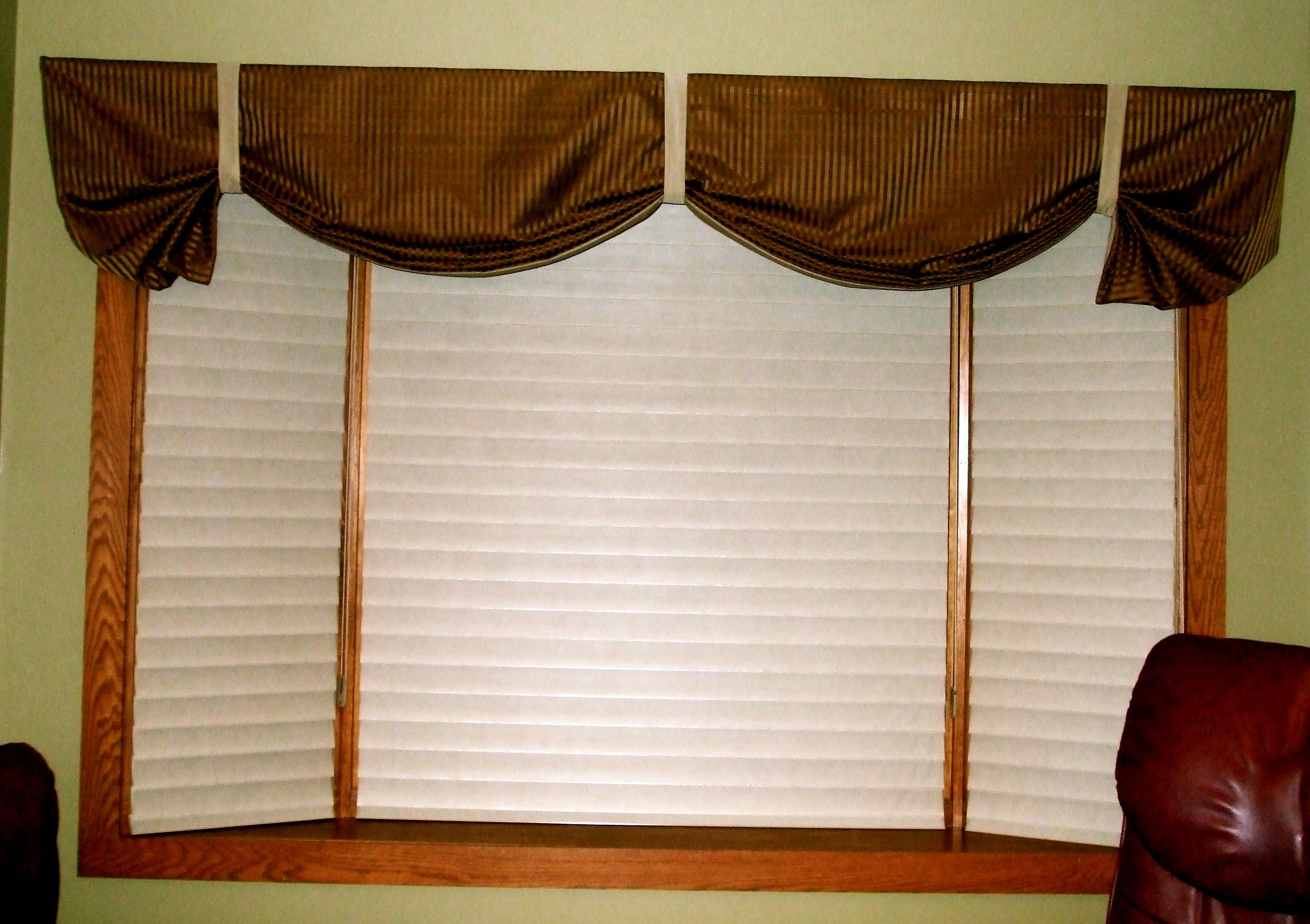 Band Pull Up  Custom window treatments Window treatments