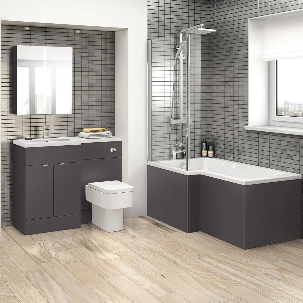 Bathroom Ideas Homebase With images  Small bathroom