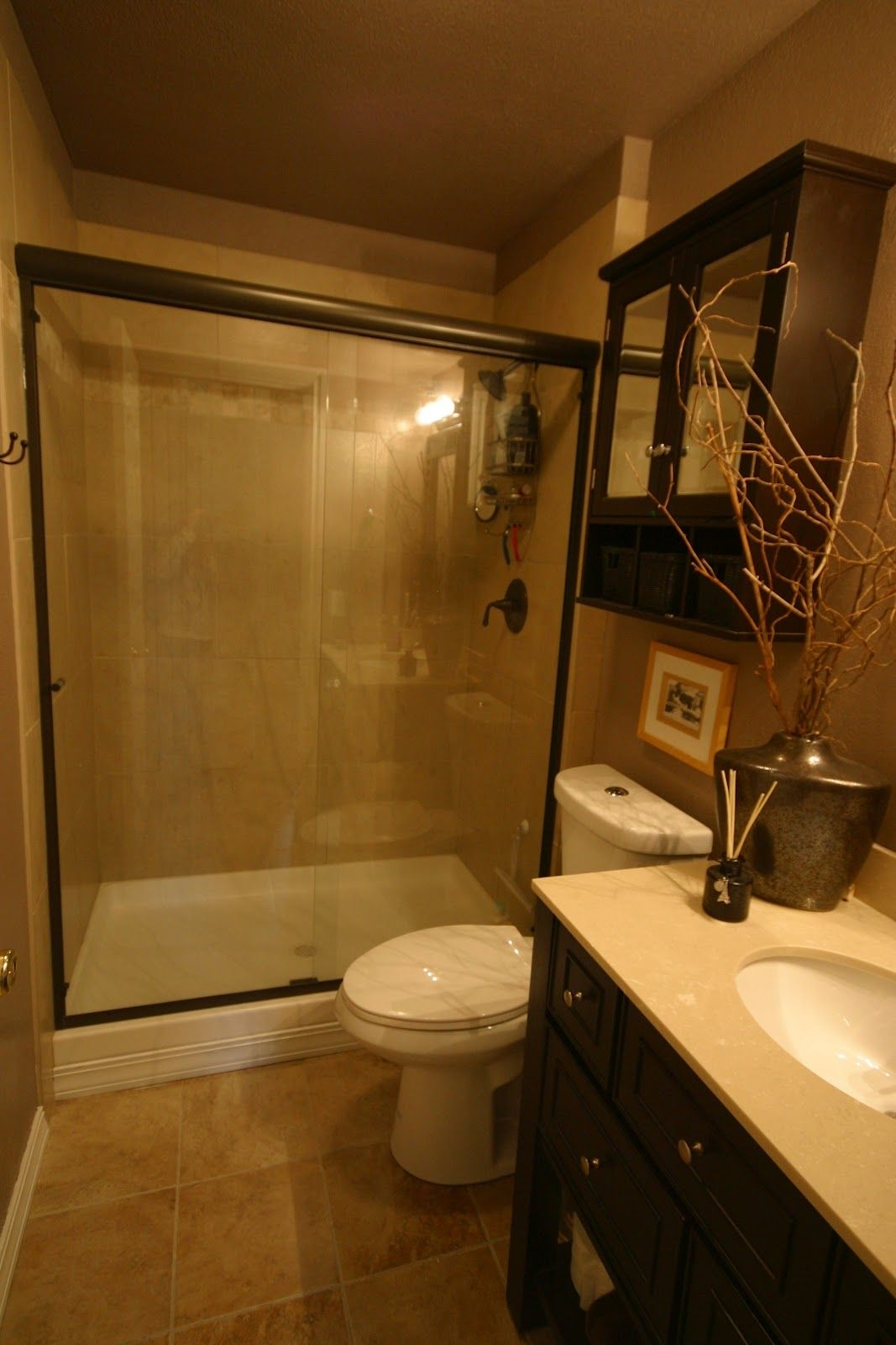 Bathroom Luxury Small Bathroom Remodels Have Corner