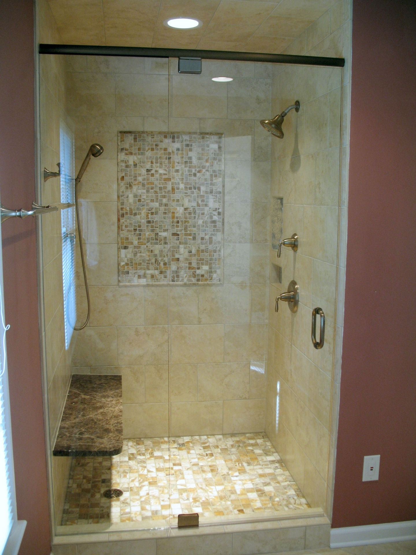 Bathroom Unbelievable Shower Tile Ideas New Features For