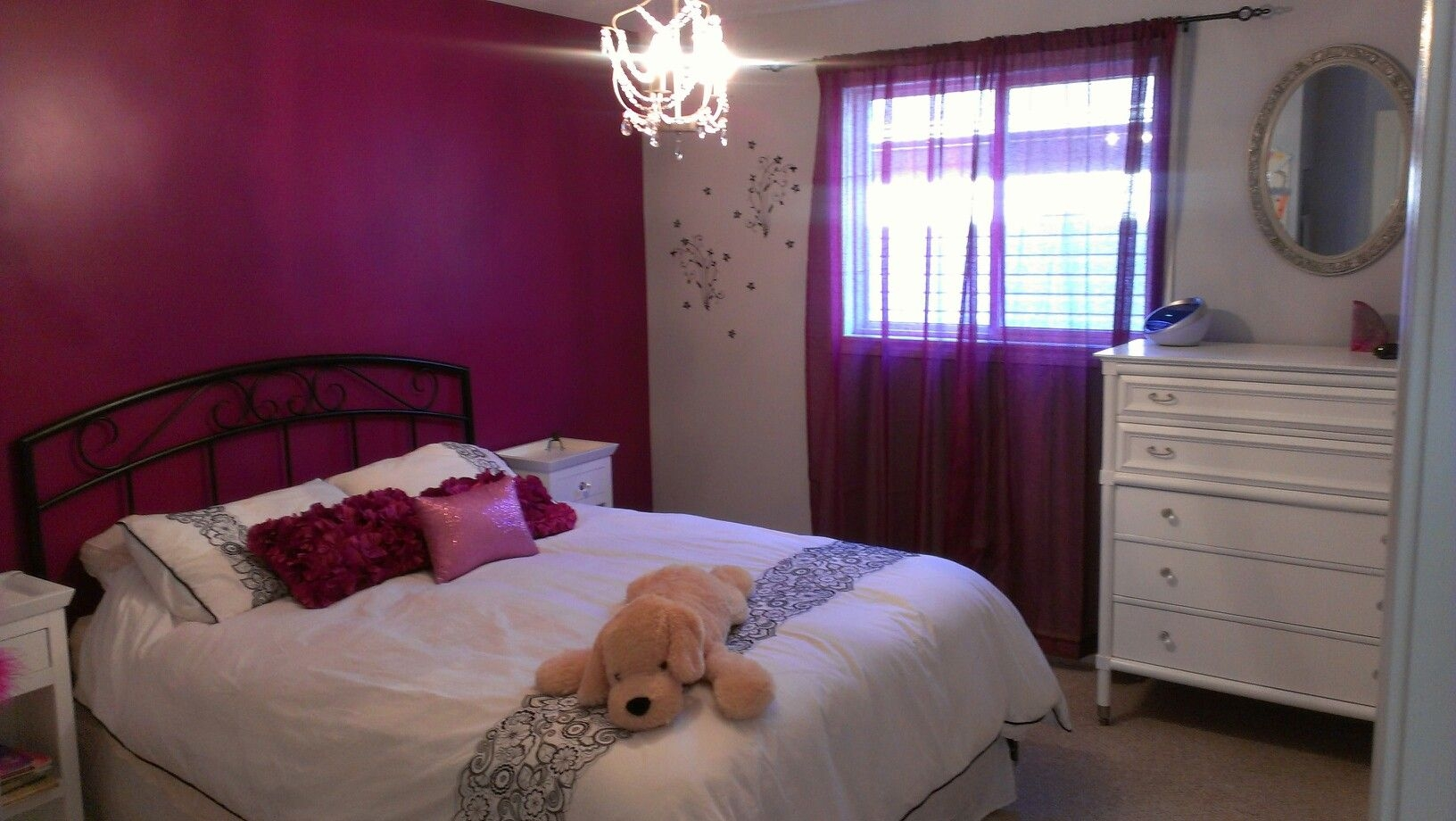 Bedroom makeover for a 10year old girl  Bedroom