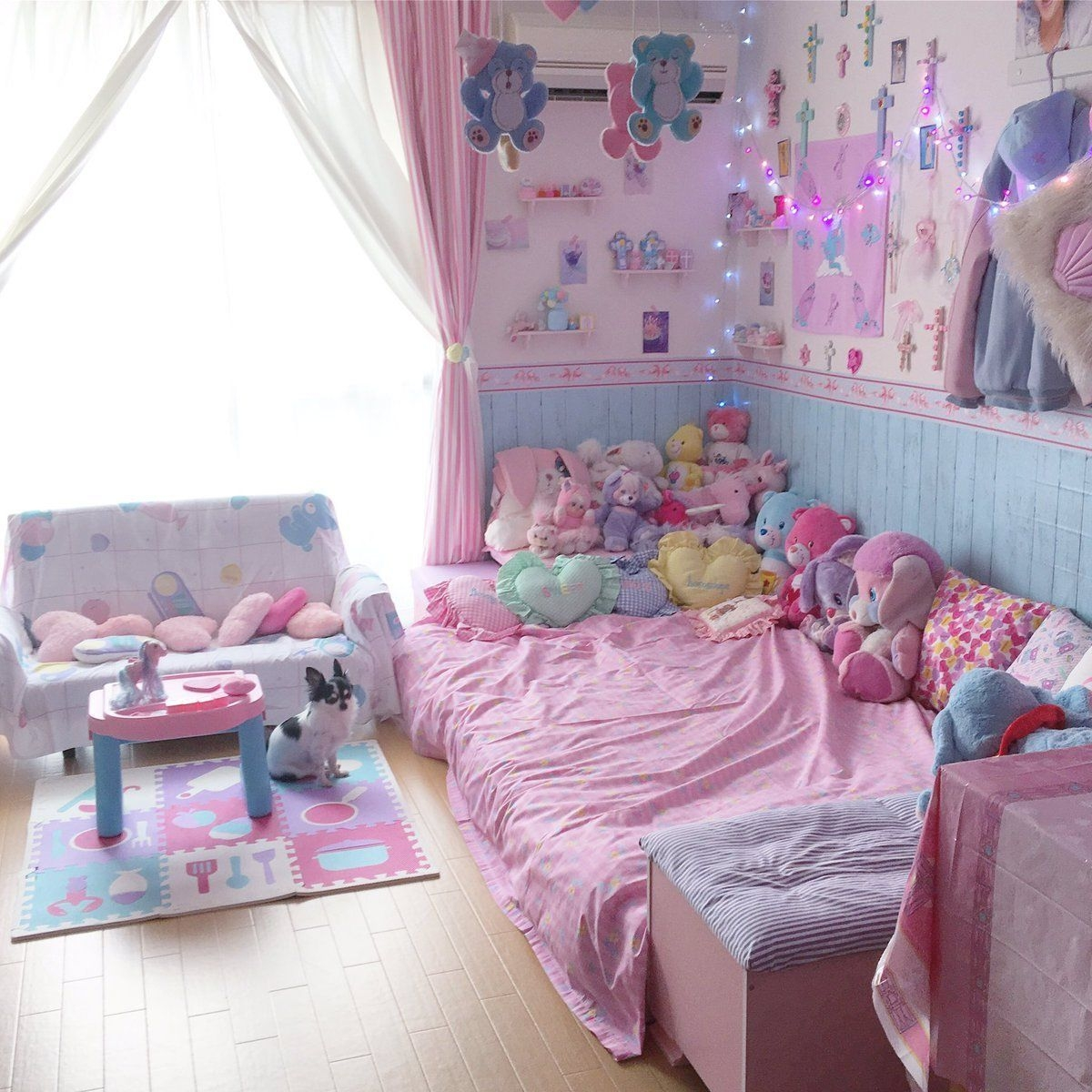 Blippocom Kawaii Shop  Cute room ideas Cute bedroom ideas