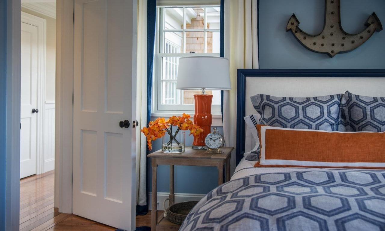 Brown and white bedroom ideas orange and blue bedrooms