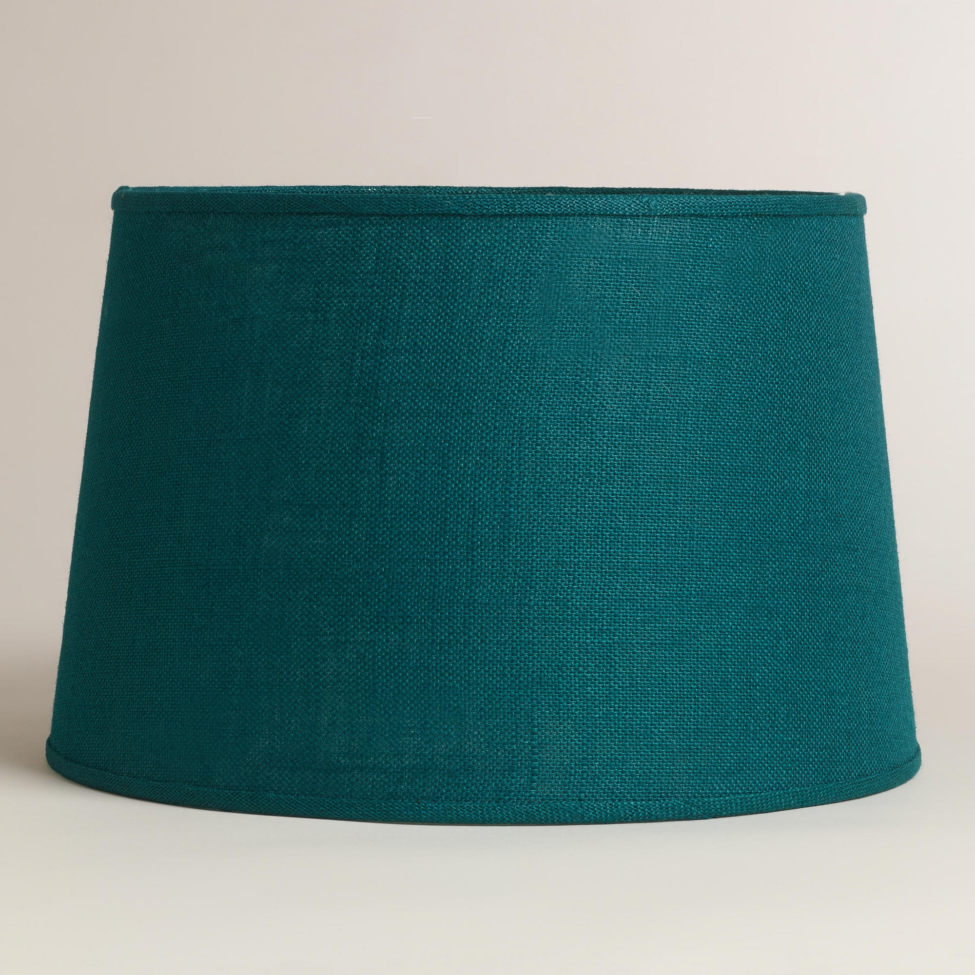 Decorative Burlap Lamp Shade