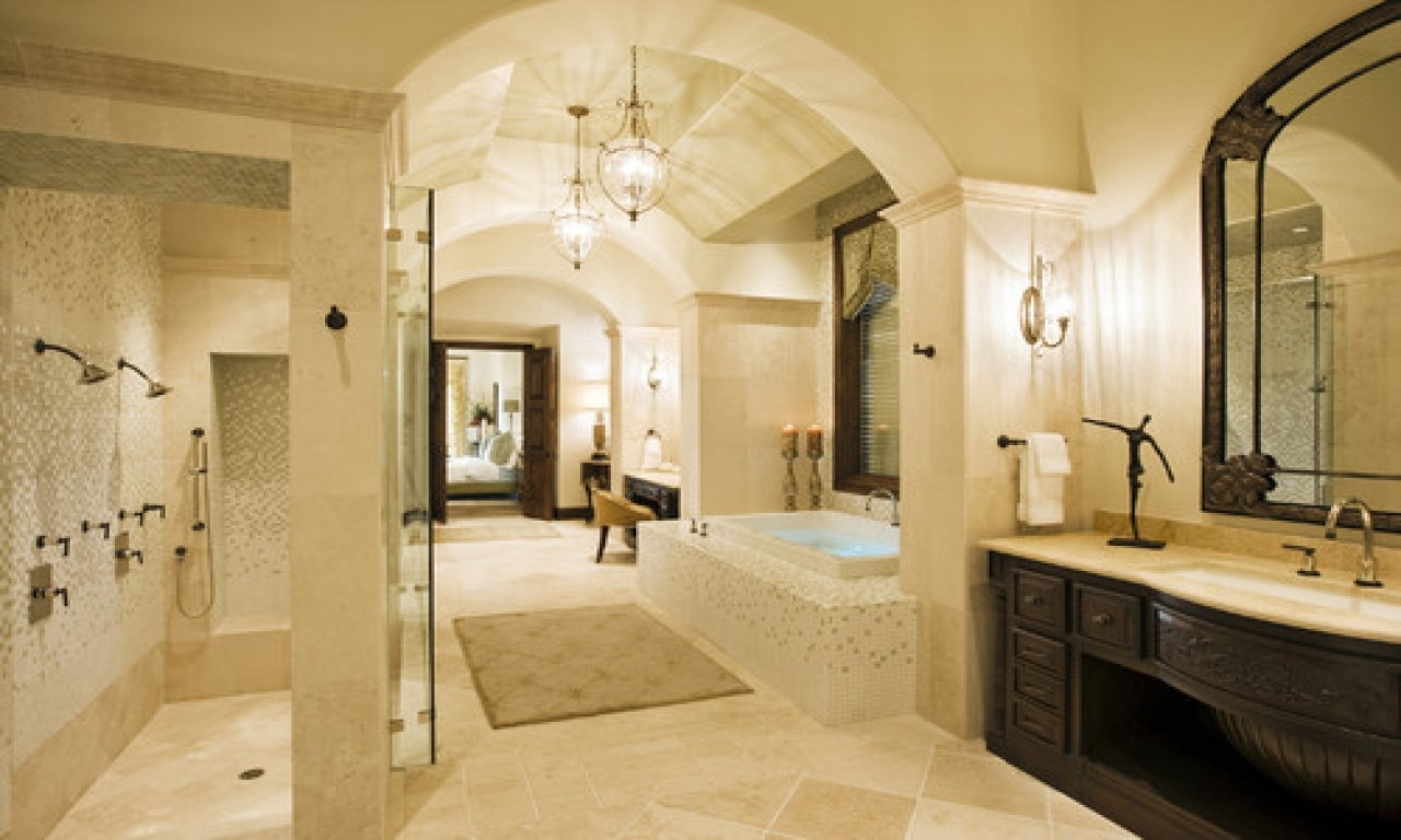 Elegant Master Bathrooms Beautiful Master Bathroom french