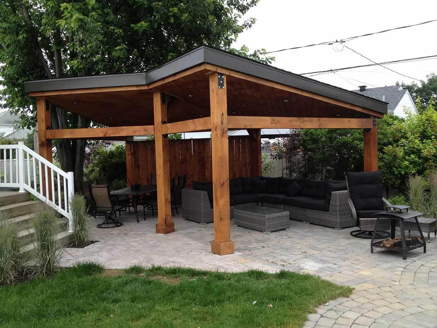Gazebos Custom Build Garden Pavilions Pur Patio Backyard