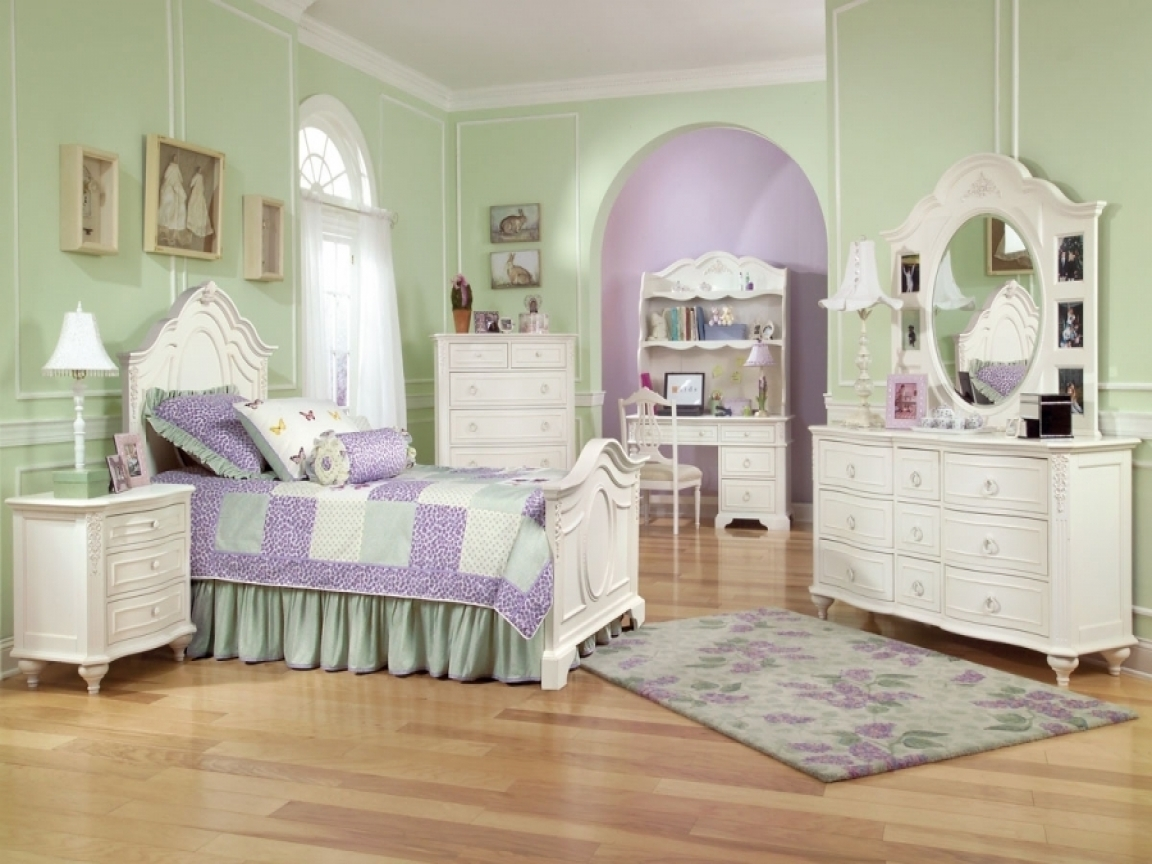 Girl furniture bedroom set elegant bedrooms for teenage