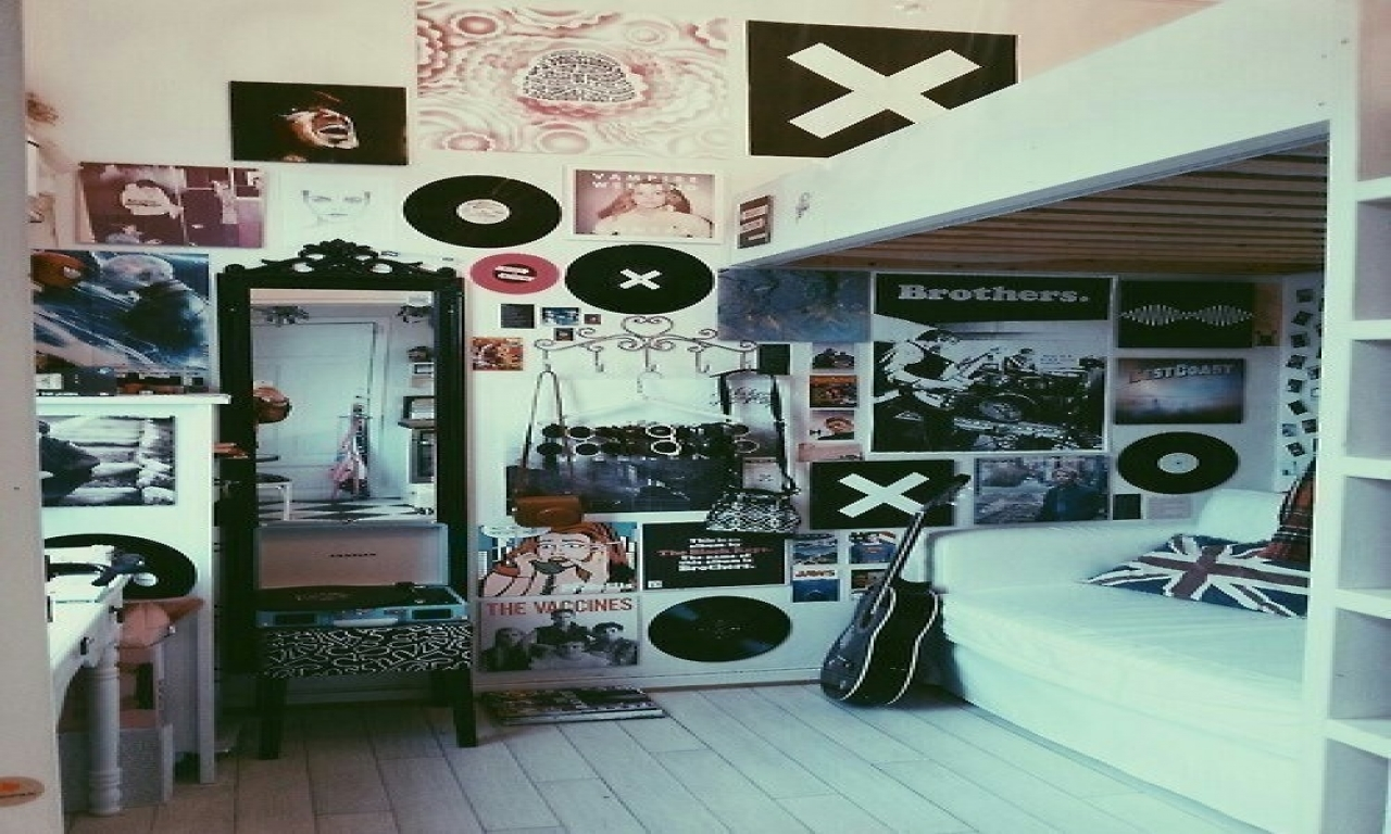 Goth bedroom ideas teenage room ideas tumblr grunge cool