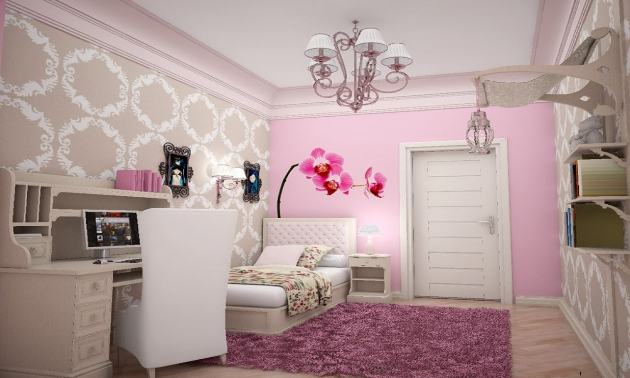 Little girls bedroom ideas cute teenage bedroom designs