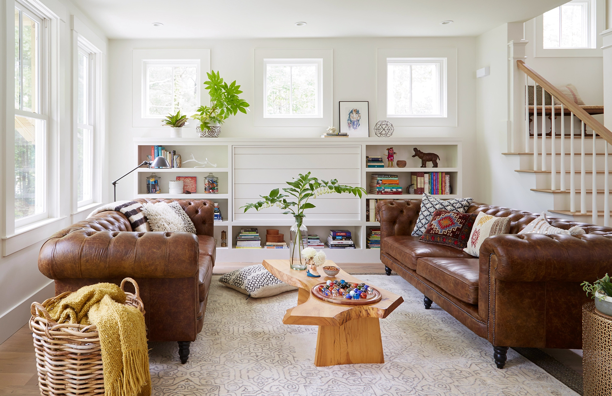 Living Room Decorating and Design  Better Homes  Gardens
