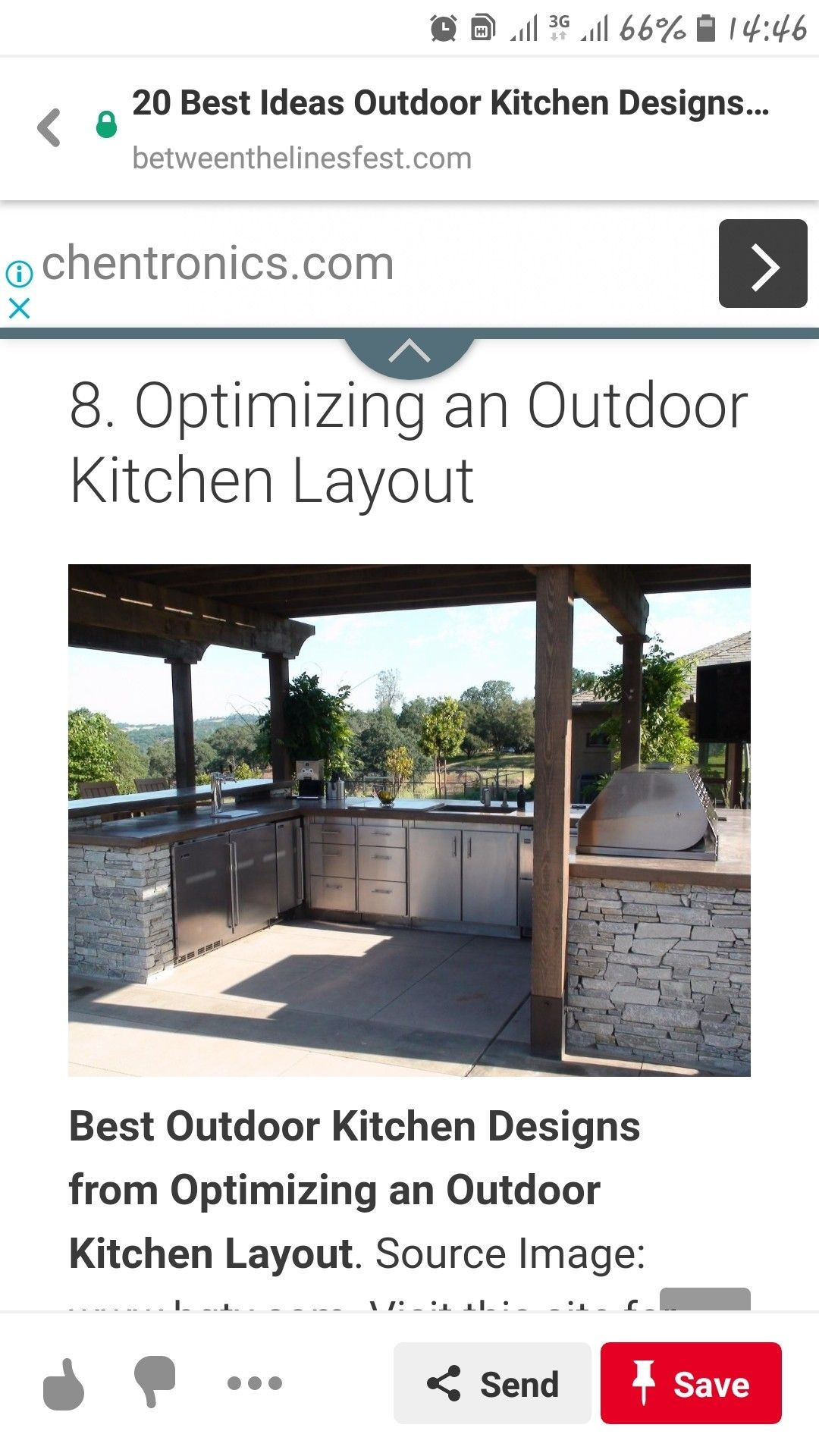 Pin by Zaynab Msuya on Backyard kitchen  Outdoor kitchen
