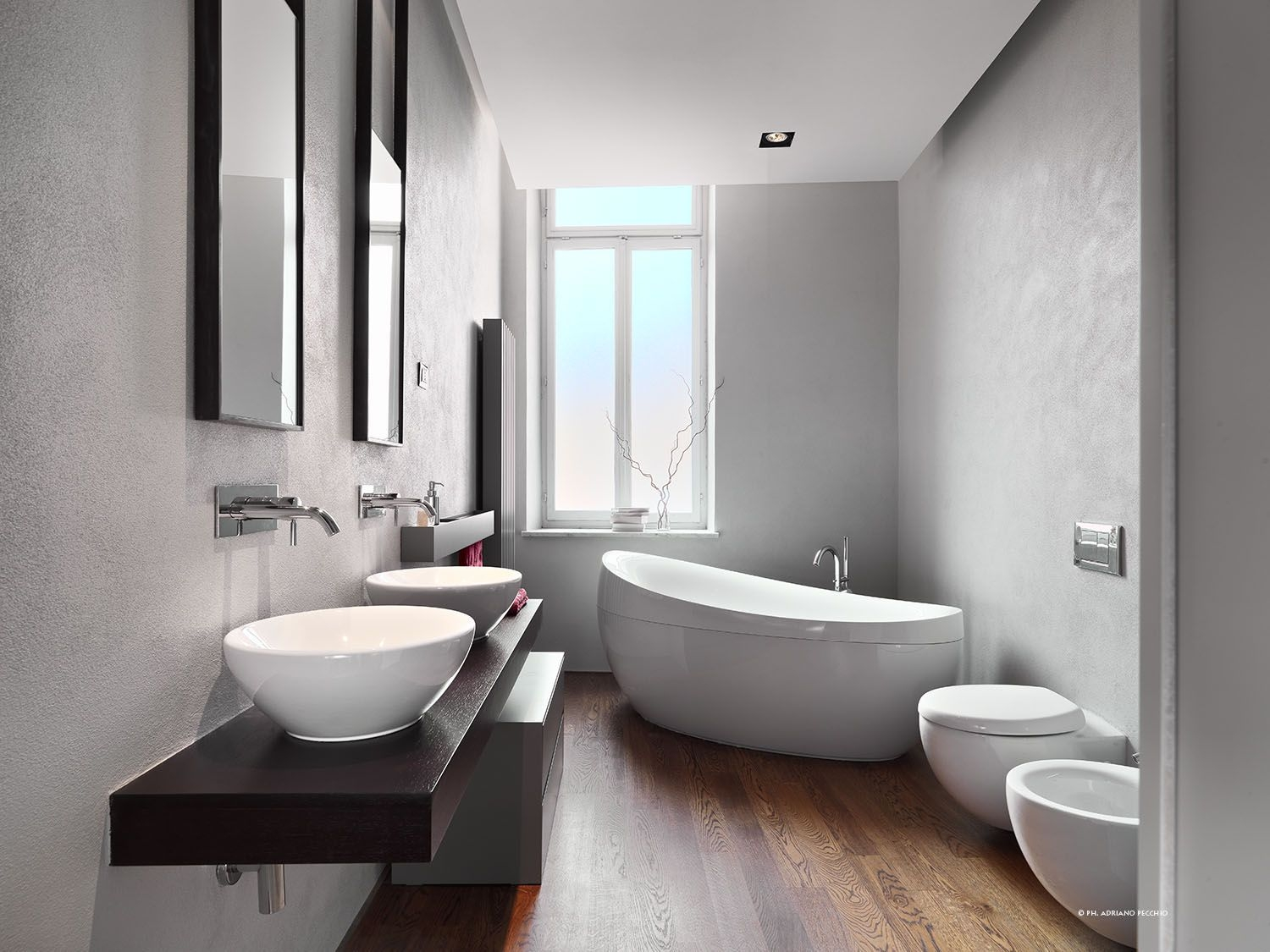 Pin by antonio perrone architetto on Bathroom  La stanza