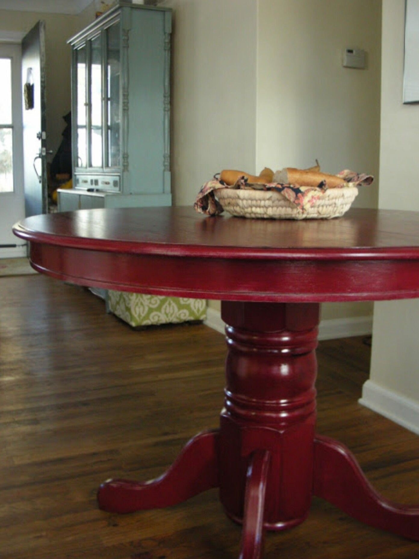 Pin on kitchen table makeover