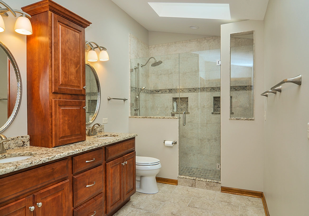 Small Bathroom Remodel Ideas With Shower  Bathroom Design