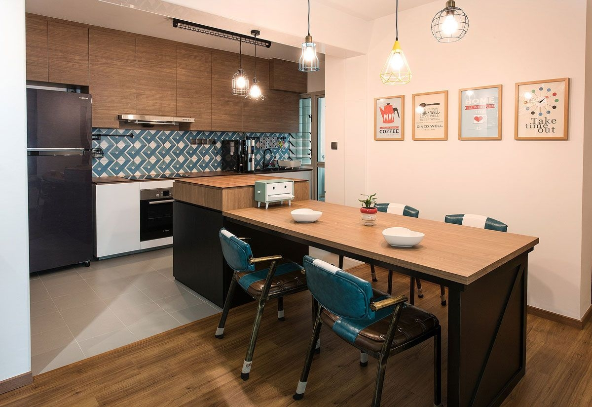 Small Space Solutions 10 Kitchen Islands That Work in