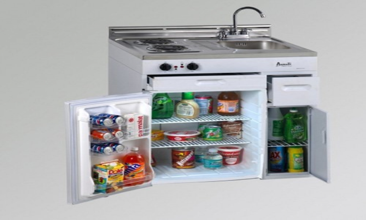 Small appliances for apartments all in one kitchen units