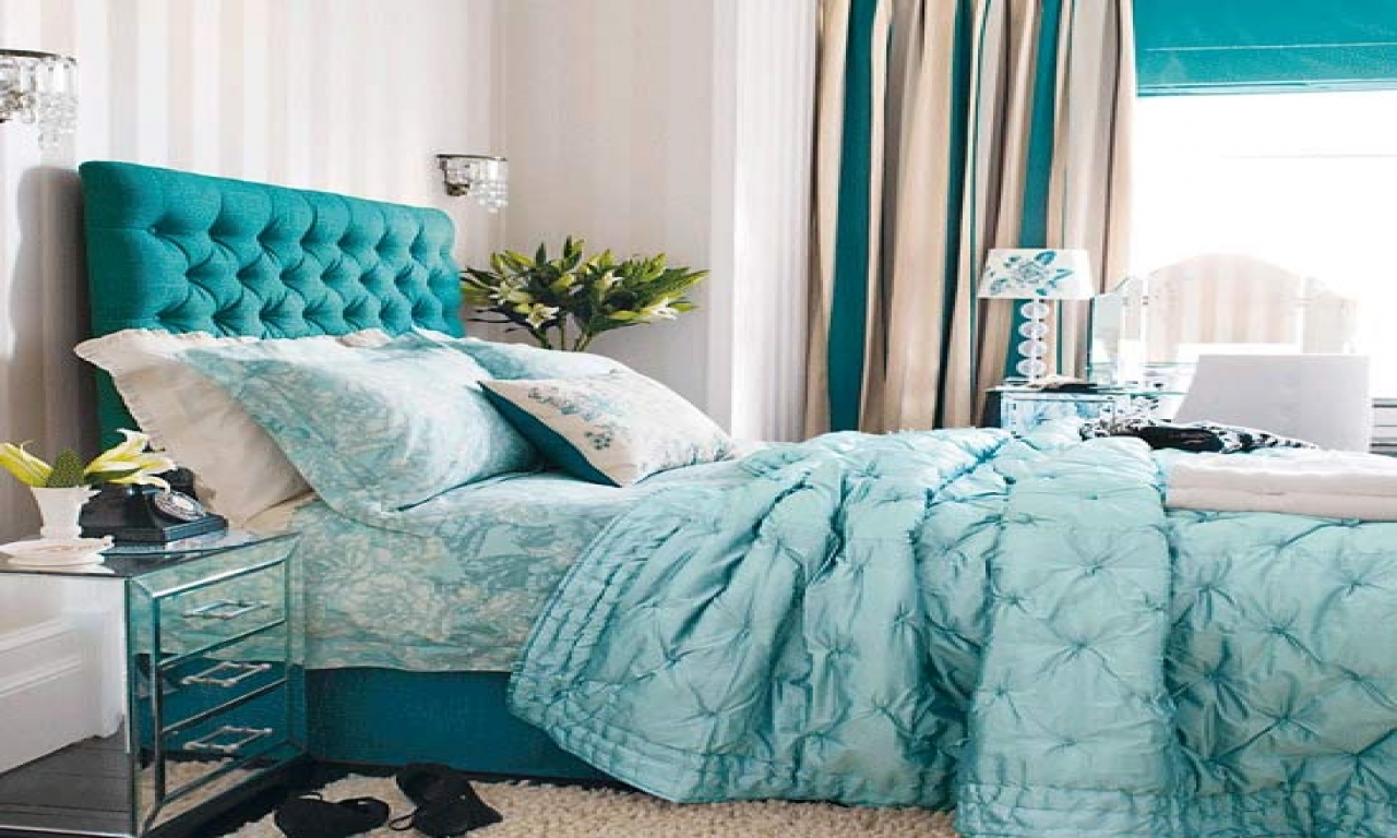 Teal room designs blue teenage girl bedroom ideas