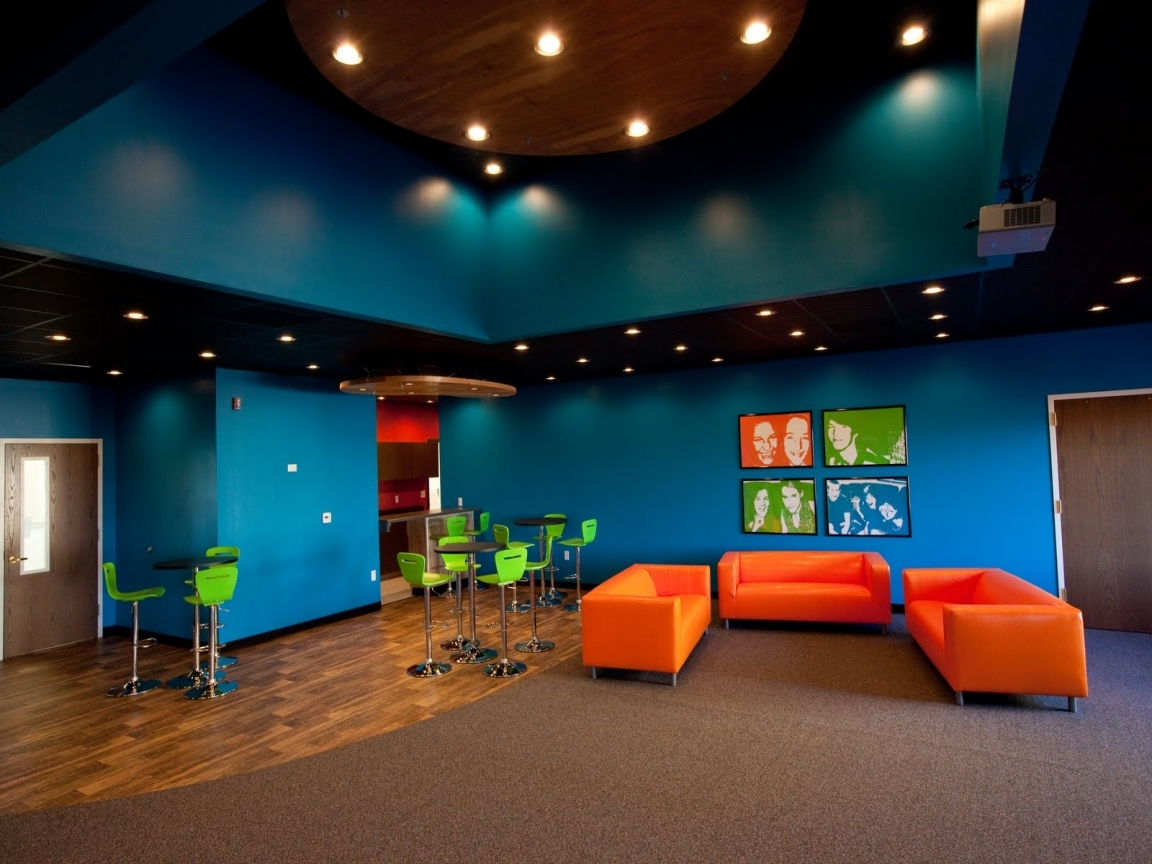 Teen lounge chairs church youth room ideas small church