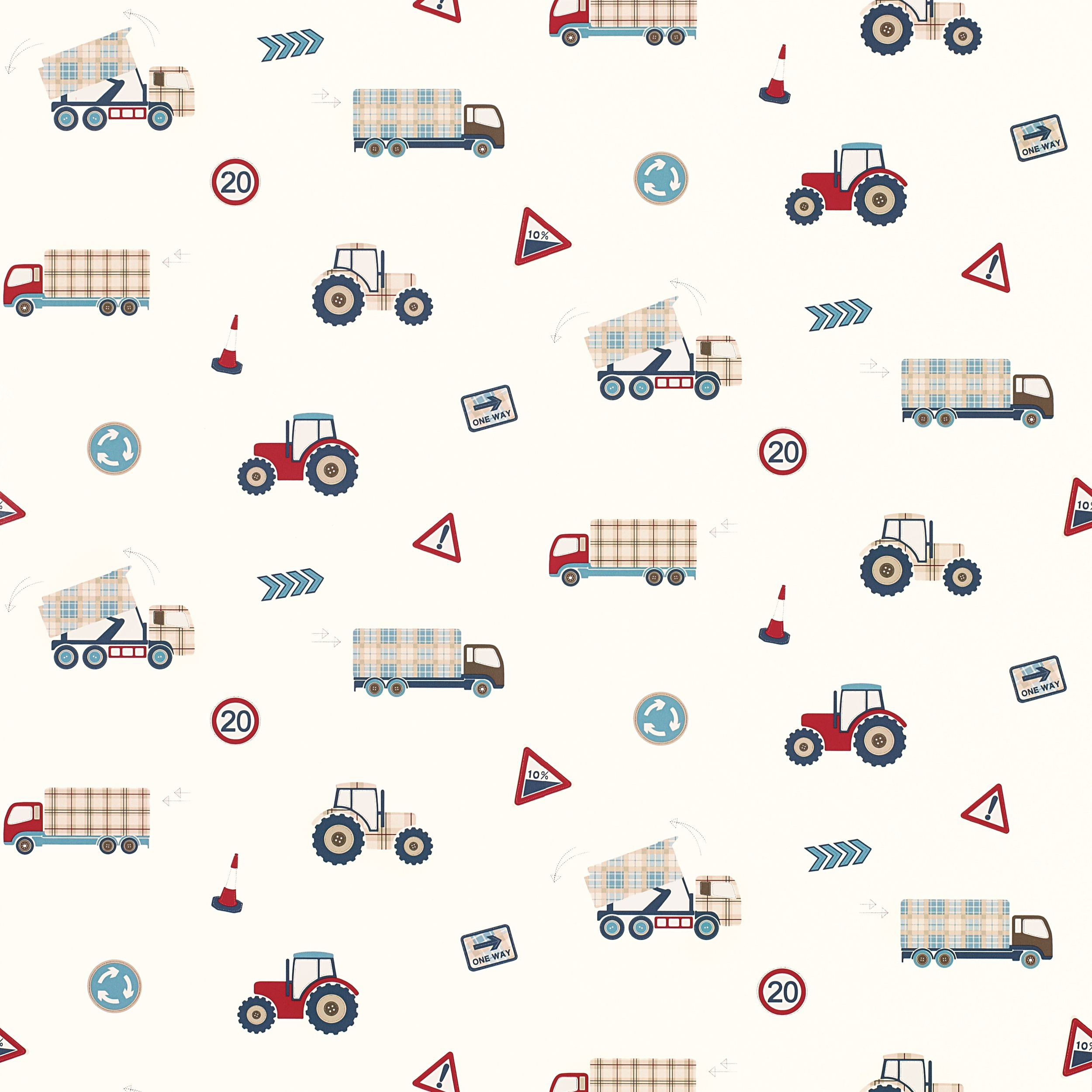 Tractors And Trucks Wallpaper With images  Kids