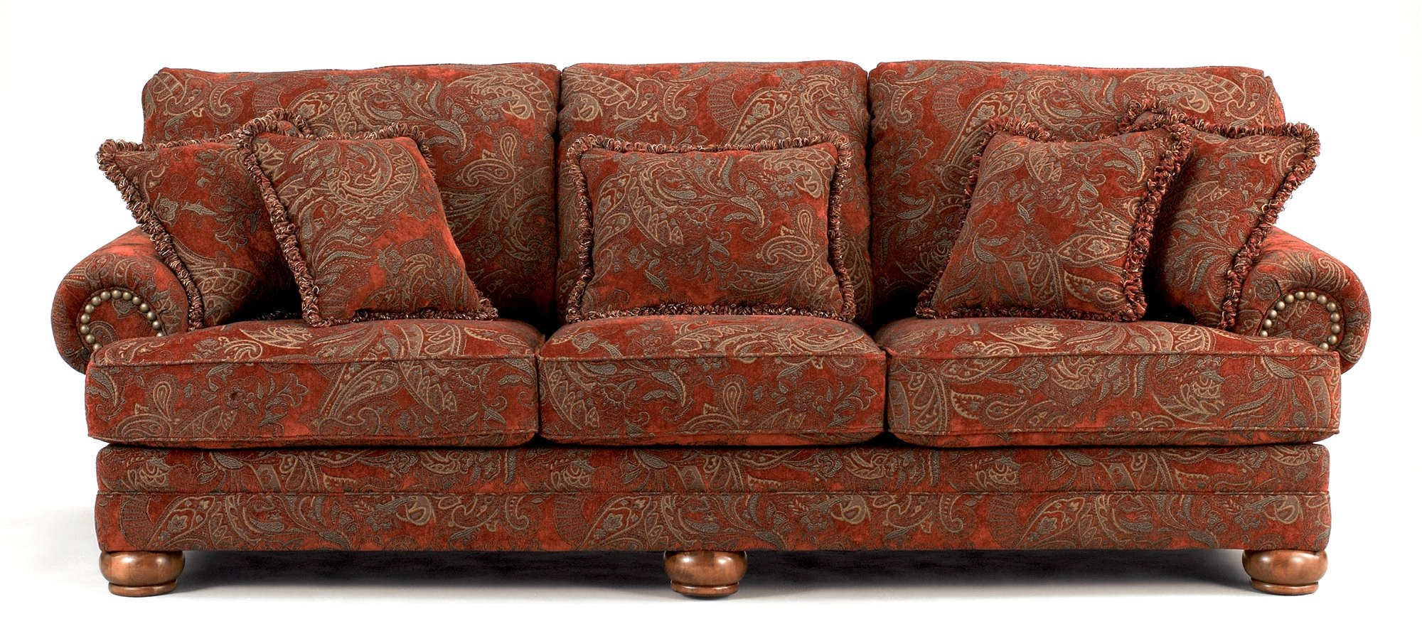 Unique Paisley Couch Living Room Furniture Home Design