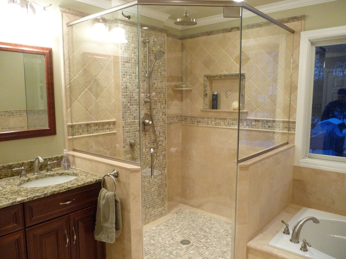 Were Featured on Houzz  Traditional bathroom designs
