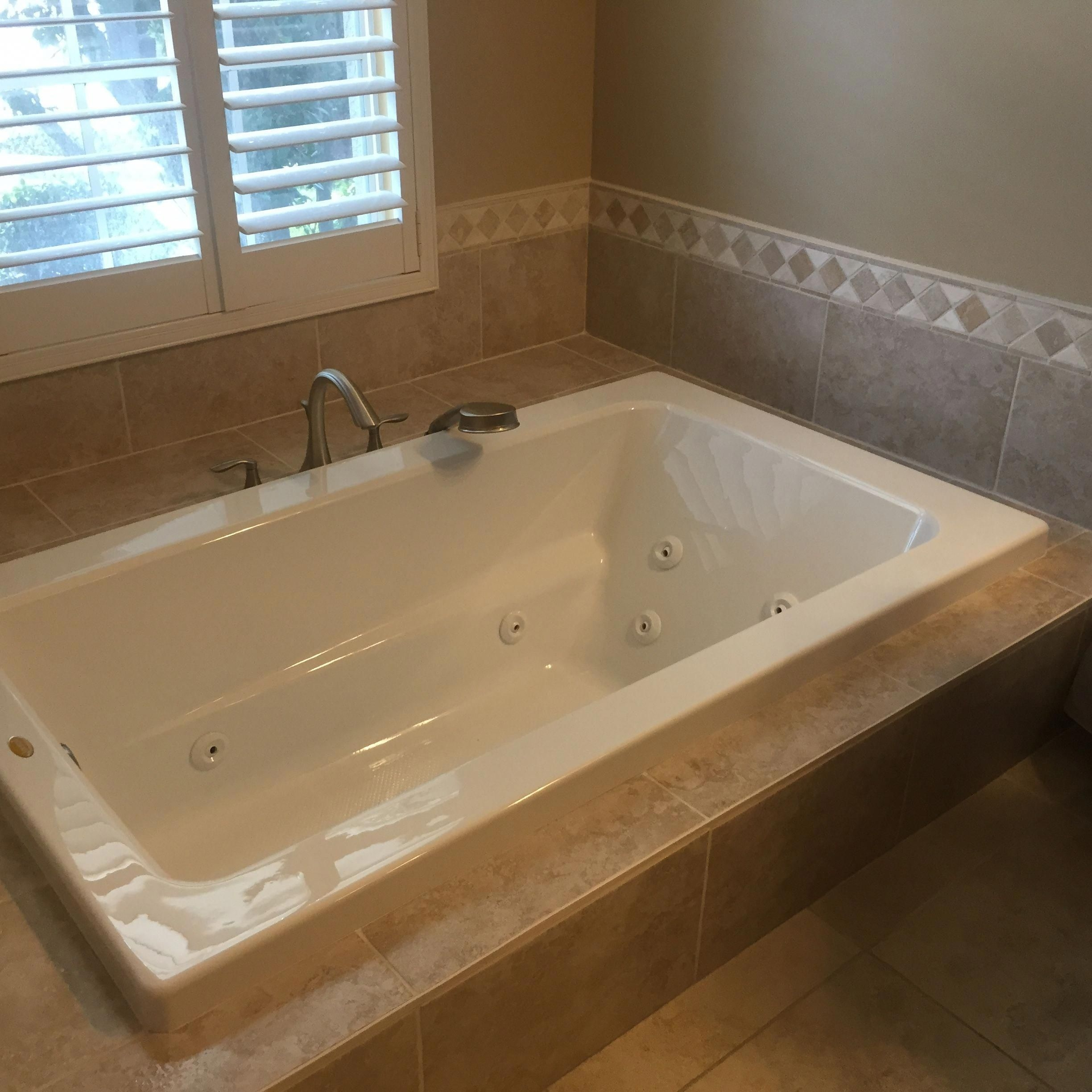 youtube bathroom remodeling  Tub remodel Jetted bath